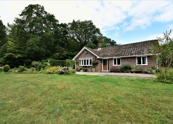 Thumbnail 3 bed detached bungalow for sale in High Thicket Road, Dockenfield, Farnham