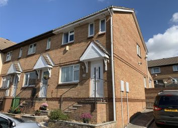 Thumbnail 3 bed end terrace house for sale in Coleman Drive, Staddiscombe, Plymouth