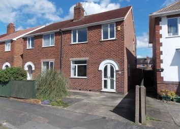 Thumbnail 3 bed semi-detached house for sale in Cedar Avenue, Long Eaton, Nottingham