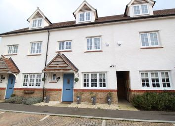 Thumbnail 4 bed terraced house for sale in Conveyor Drive, Halling, Rochester