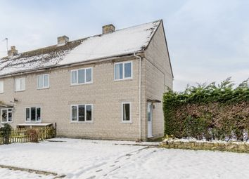 Thumbnail 3 bed semi-detached house to rent in The Street, Alderton, Chippenham