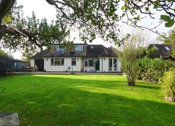 Thumbnail 5 bed detached house for sale in Scabharbour Road, Weald, Sevenoaks