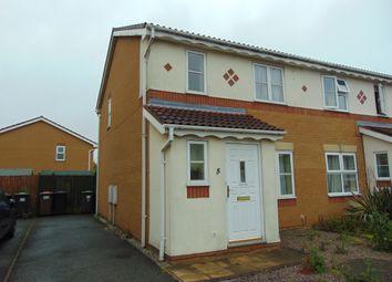 3 bed semi-detached house to rent in Akeman Drive, Bracebridge Heath, Lincoln LN4