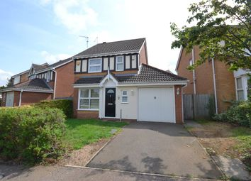 Thumbnail 3 bed detached house for sale in Leah Bank, Sandringham Gardens, Northampton