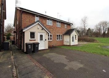 2 bed maisonette for sale in Avebury Close, Nuneaton, Warwickshire CV11