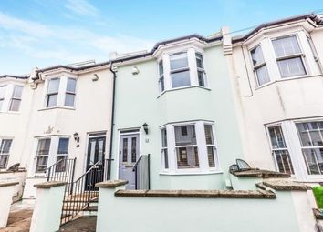 Thumbnail 3 bed terraced house for sale in Hanover Terrace, Brighton, East Sussex