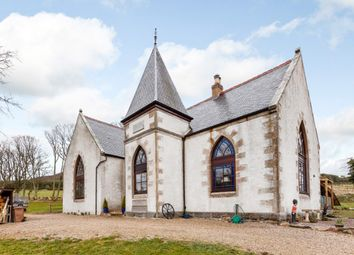 Thumbnail 5 bedroom detached house for sale in Whitehill Church, Keith, Moray