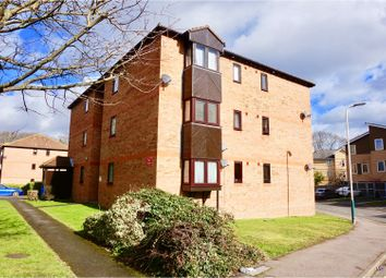 Thumbnail 1 bed flat for sale in Rushdon Close, Romford