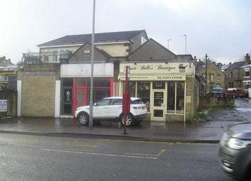 Thumbnail Retail premises for sale in Bradford Road, Cleckheaton, Cleckheaton