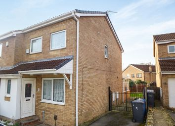 Thumbnail 3 bed semi-detached house for sale in Maythorne Close, Staincross, Barnsley