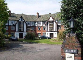 Thumbnail 2 bed flat to rent in Greentiles, Green Tiles Lane, Denham Green