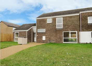 Thumbnail 4 bed semi-detached house for sale in Olive Close, Raf Lakenheath, Brandon