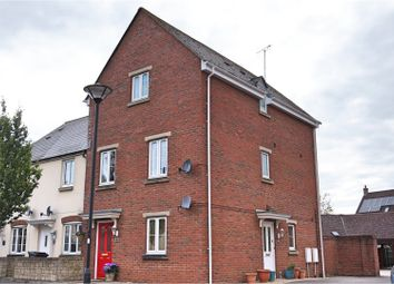 Thumbnail 2 bed flat for sale in Butleigh Road, Swindon