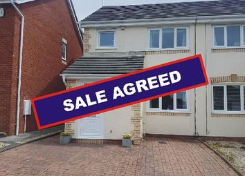 Thumbnail 3 bed semi-detached house for sale in Cwrt Y Carw, Margam Village, Port Talbot