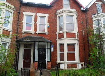 Thumbnail 6 bed detached house to rent in Simonside Terrace, Heaton, Newcastle Upon Tyne