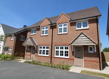 Thumbnail 2 bed semi-detached house for sale in Victory Road, Preston