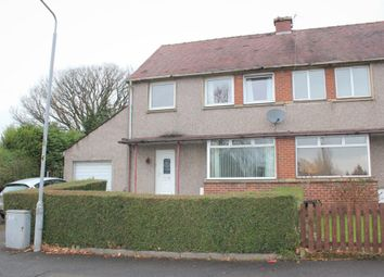 Thumbnail 3 bed semi-detached house for sale in Corrie Road, Kilsyth, North Lanarkshire