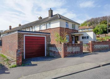 Thumbnail 4 bed property for sale in Chaucer Crescent, Dover