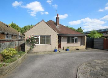 Thumbnail 3 bed bungalow for sale in The Haven, Vicarage Road, Sunbury-On-Thames