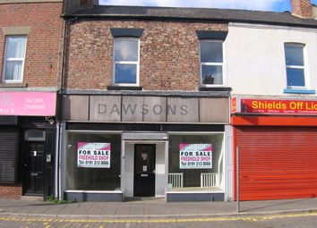 Thumbnail Retail premises for sale in Saville St West, North Shields