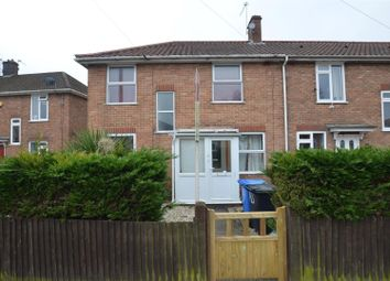 Thumbnail 4 bed semi-detached house to rent in Motum Road, Norwich