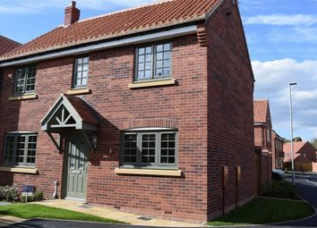 Thumbnail 3 bed property to rent in Becketts Field, Southwell