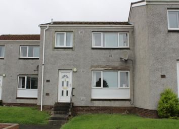 Thumbnail 3 bed terraced house to rent in Hampden Close, Leuchars, St. Andrews