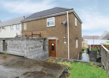 Thumbnail 2 bedroom terraced house for sale in Flatholm Place, Swansea, West Glamorgan