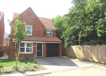 Thumbnail 3 bed detached house for sale in Hogan Close, Woodhall Grange, Beverley