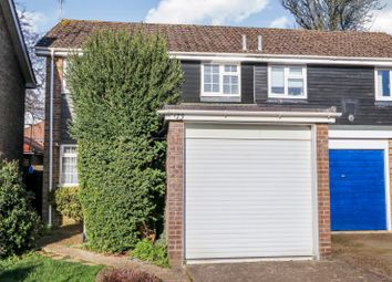 Thumbnail 3 bed semi-detached house to rent in Rother Close, Storrington, Storrington