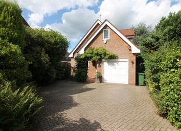 Thumbnail 3 bed detached house for sale in Woodsend Road, Urmston, Manchester