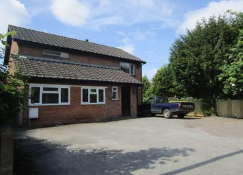 Thumbnail 4 bedroom detached house for sale in Cardington Road, Bedford