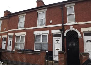 Thumbnail 3 bedroom terraced house for sale in Violet Street, Derby, Derbyshire