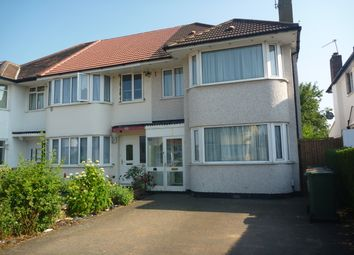 Thumbnail 3 bed end terrace house to rent in Lucas Avenue, Harrow