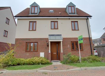 Thumbnail 5 bed detached house to rent in Whitehaven Close, Broughton, Milton Keynes
