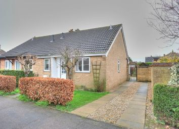 Thumbnail 2 bed semi-detached bungalow for sale in Lime Tree Avenue, Wymondham