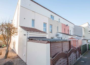 Thumbnail 3 bed end terrace house for sale in Cunningham Road, Tamerton Foliot, Plymouth