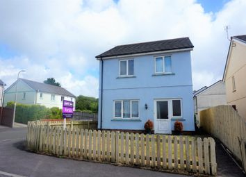 Thumbnail 3 bed detached house for sale in Ffynnon Y Waun, Llanelli