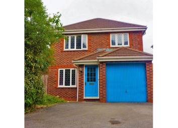 Thumbnail 3 bedroom detached house for sale in Haighton Drive, Preston