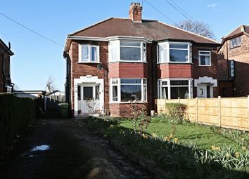Thumbnail 3 bed semi-detached house for sale in Carr Lane, Willerby, Hull