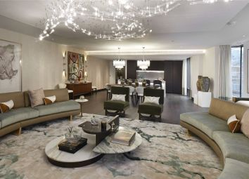 Thumbnail 3 bed flat for sale in The Mansion, 9 Marylebone Lane, London
