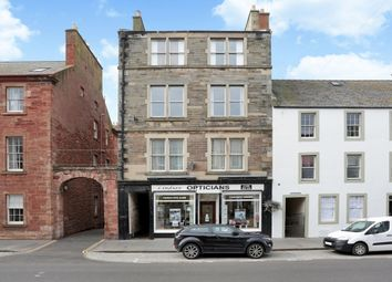 Thumbnail 3 bed flat for sale in Abbeylands, High Street, Dunbar