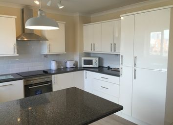 Thumbnail 1 bed flat to rent in Abbotsford House, Swansea