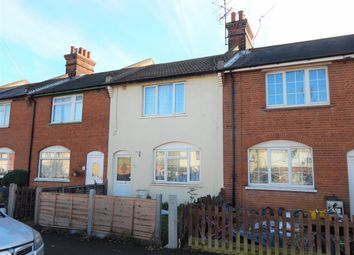 Thumbnail 3 bed terraced house for sale in Foster Road, Parkeston