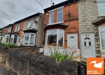 Thumbnail 3 bedroom semi-detached house for sale in Yorke Street, Mansfield Woodhouse, Mansfield