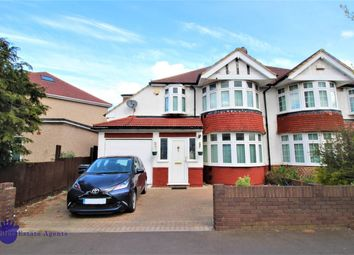 Broad Walk, Hounslow TW5. 4 bed semi-detached house for sale