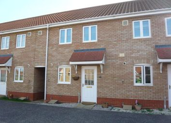 Thumbnail 2 bed terraced house to rent in Monarch Way, Carlton Colville, Lowestoft