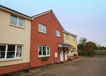 Thumbnail 3 bed terraced house to rent in Bassetts Close, Copplestone