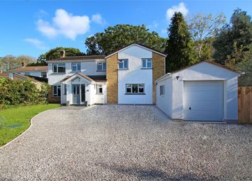 Thumbnail 5 bed detached house for sale in Rheidol Close, Llanishen, Cardiff