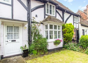 3 bed terraced house for sale in High Street, Brasted, Westerham TN16